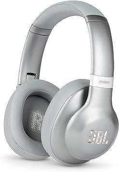 Amazon Com Jbl Everest 710 Silver Over Ear Wireless Bluetooth Headphones Silver Electronics