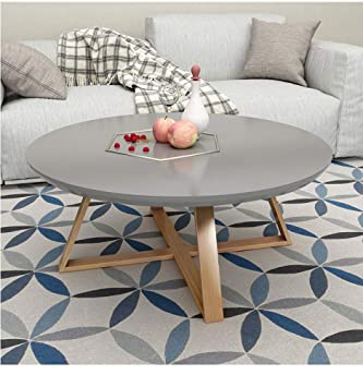 Table A The Petite Table Basse Ronde Salon Simple Table D