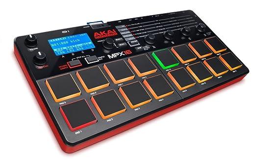 6 opinioni per AKAI Professional MPX16 Campionatore Controller MIDI USB e Lettore Campioni da