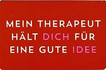 Modern Times 3er Packung Kühlschrankmagnet Sprüche Humor