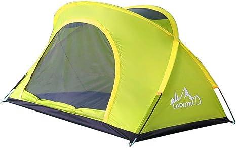 QAR Tienda De Campaña Starry Double Camping Couple Leisure Tienda Panorámica Skylight Star View Tiendas de campaña: Amazon.es: Deportes y aire libre