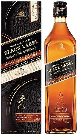 Whisky - Johnnie Walker Black Triple Cask 1L