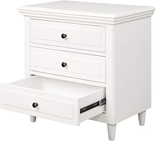 Knocbel 3-Drawer Night Stand