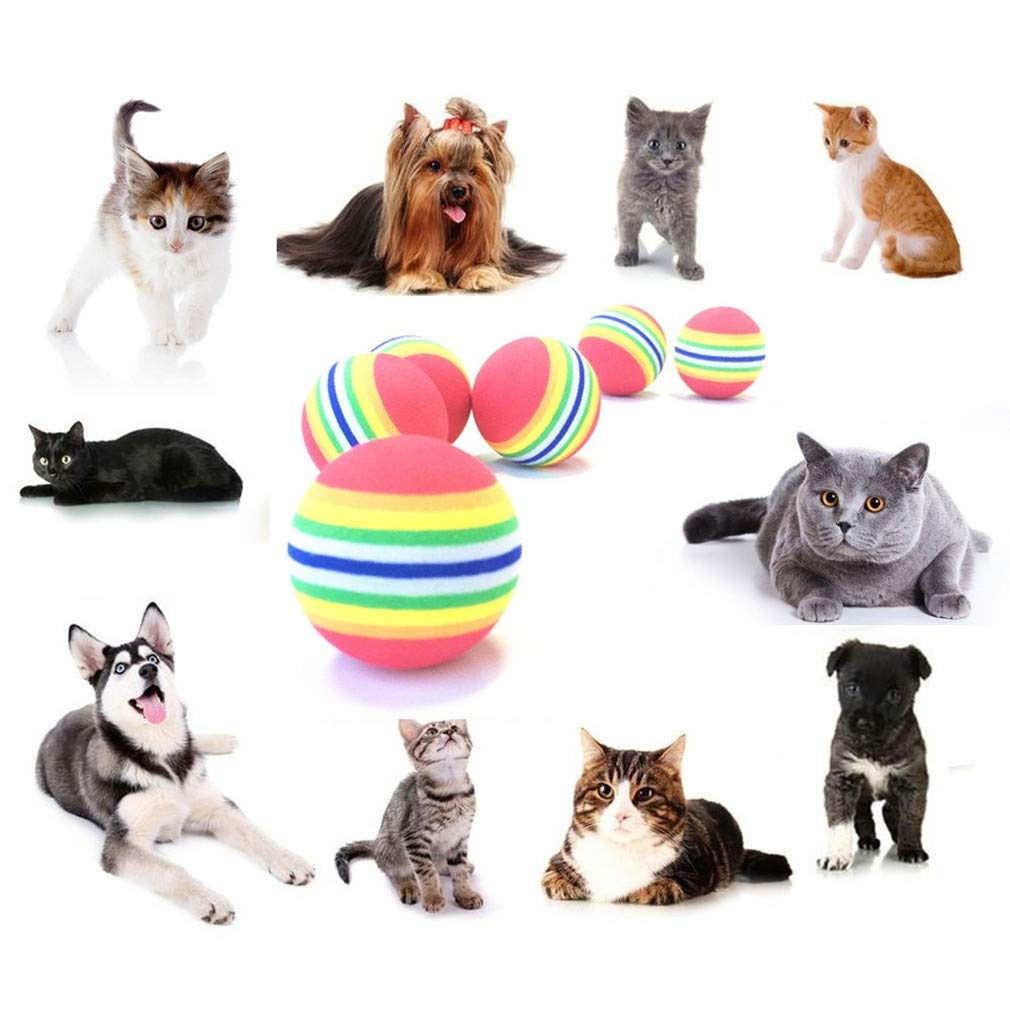 JUguete Divertido para Gato Gatito Juguete con Plumas y Timbre