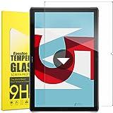 "Protector de Pantalla Huawei MediaPad M5 10.8"", EasyAcc Alta Definicion Cristal Vidrio Premium Transparente 9H Dureza para Huawei MediaPad M5 10.8 Pulgadas"