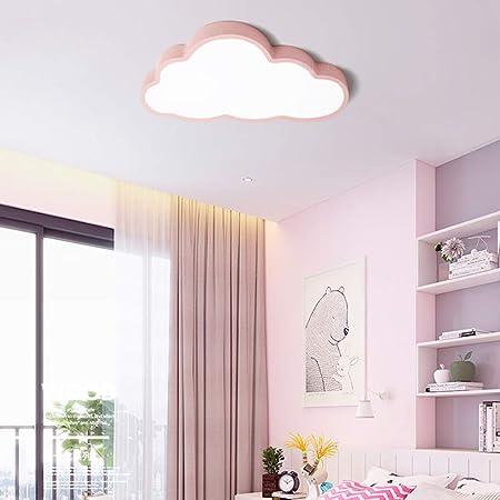 soggiorno ufficio plafoniera a LED luce a tre toni dimmer rosa continuo per camera da letto cucina corridoio Nuvola