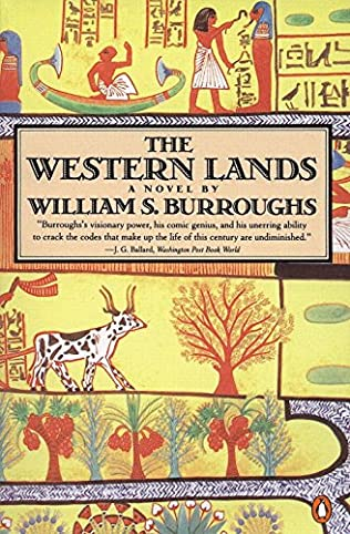 book cover of The Western Lands