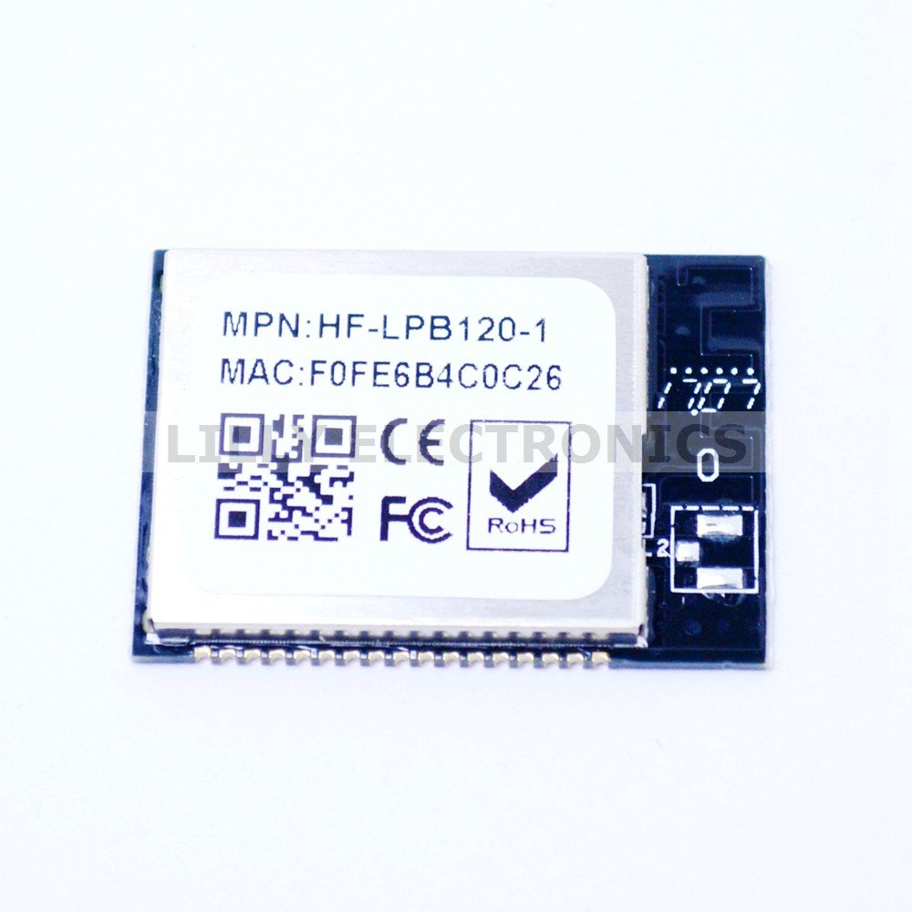 Q-See BAIHE RF lpb120  –   1  modulo Serial Port WIFI Single Chip Wireless modulo Onboard Antenna Q-BAIHE IOT-LPB120-1/EU