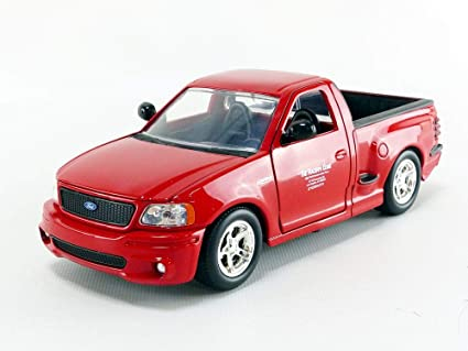 Ford Svt Lightning >> Amazon Com Jada Toys 1 24 Fast Furious Brian S Ford F 150 Svt