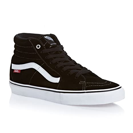 Amazon.com  Vans SK8-Hi Pro Gentlemen black (Size  42 ed465e6a66