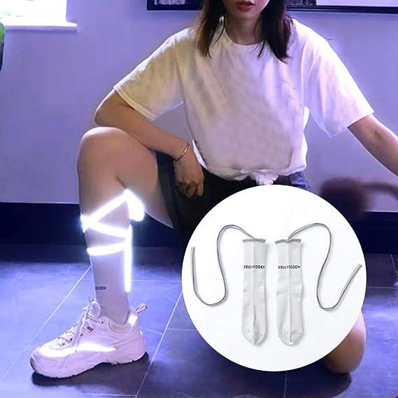 YWLINK Calcetines Fluorescentes Calcetines De AlgodóN para ...