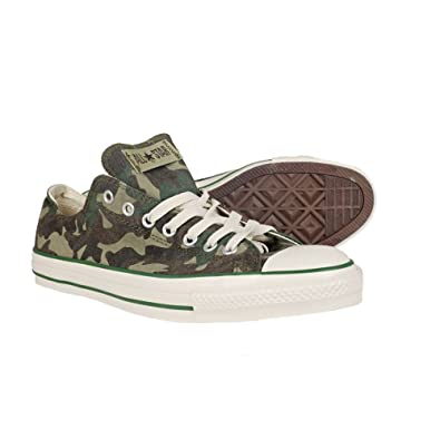 3d126676c5d5e0 Converse Men S All Star Chuck Taylor Sun Faded Camouflage Ox Casual Shoe  Camouflage ...