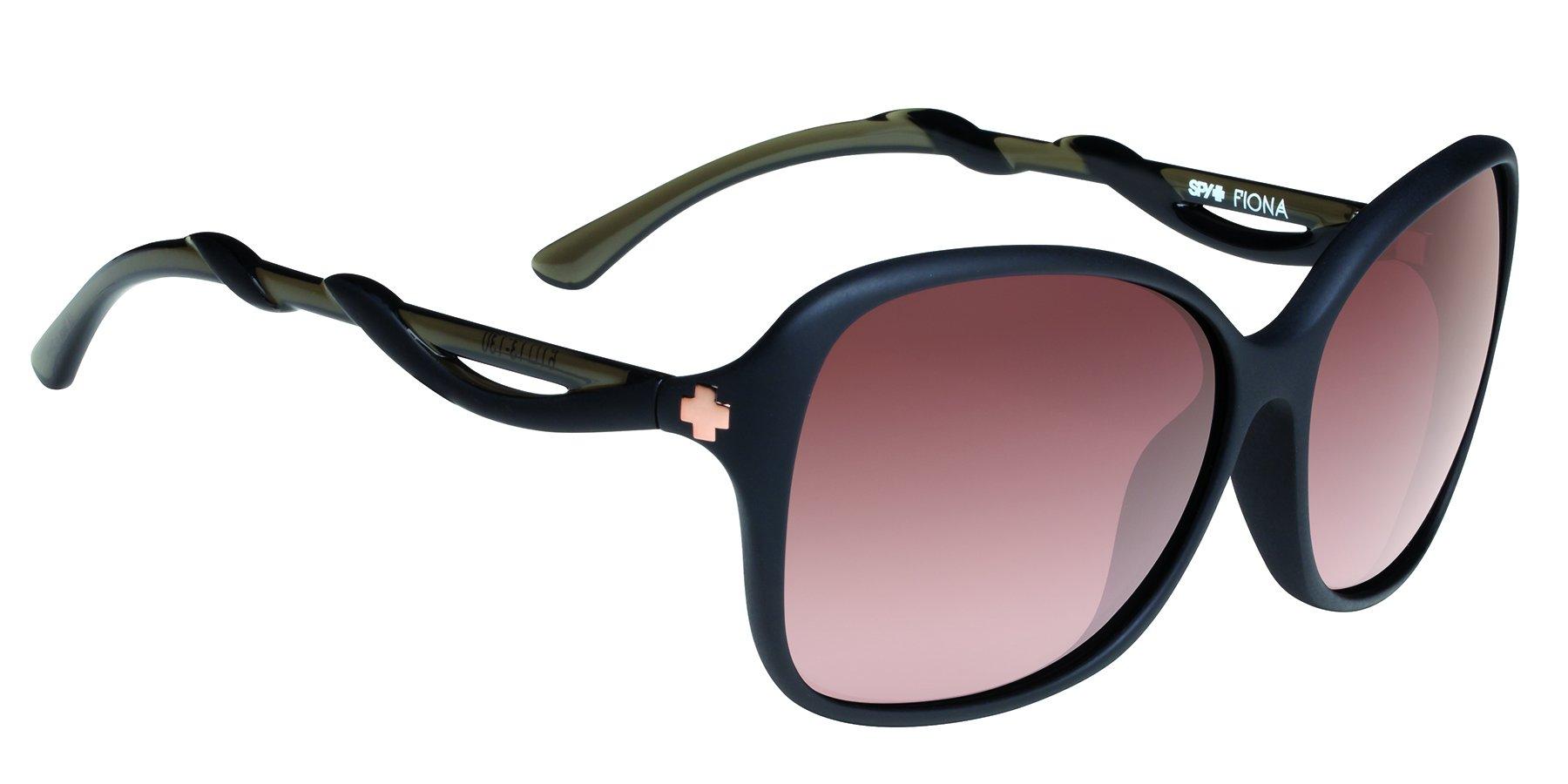 Spy Fiona Sunglasses, Femme Fatale/Happy Bronze Fade, 61 mm