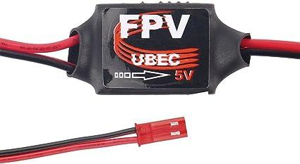2 Pack ShareGoo 3A 5V DC-DC Converter Step Down UBEC Module For RC Quadcopter Plane FPV Holder Camera Servo Power Supply