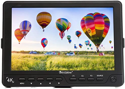 1920x1200 with 4K HDMI Input/&Output,DSLR-Camera-Field-Monitor Desview S7 7 Camera Field Monitor