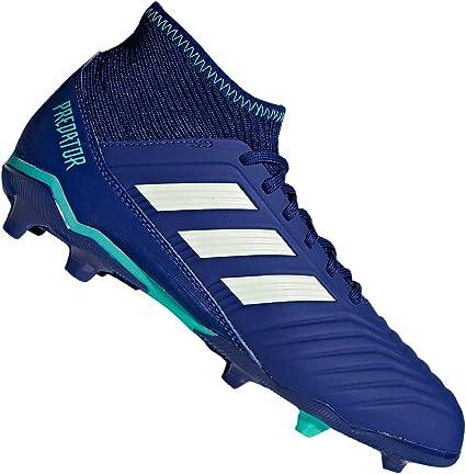 adidas Predator 18.3 FG J Sol Dur Enfant 37.3 Chaussures de