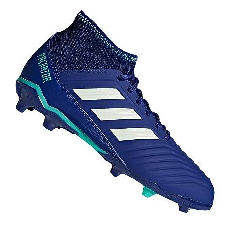 adidas Predator 18.3 FG J Sol Dur Enfant: : Sports