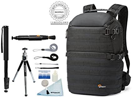 Lowepro ProTactic 450 AW Photo Drones Laptop Tablet iPad Quick-Access