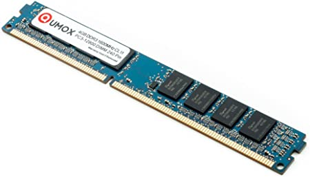 for Intel//AMD Oumij1 240Pin Mini DDR3 4GB Memory Module Stable Performance PC3-12800 Memory Ram Module Board 1600MHz High Memory Speed
