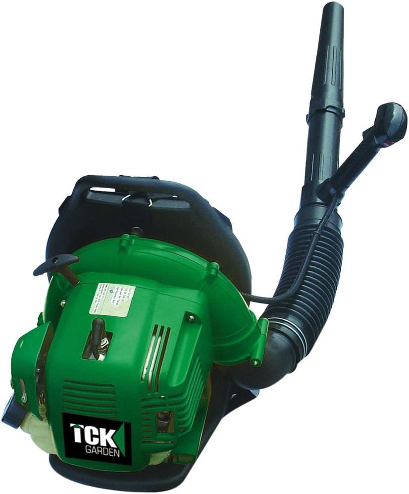 TCK Garden SD30 Soplador térmico, 30CC, 240 V, Verde, M: Amazon.es ...