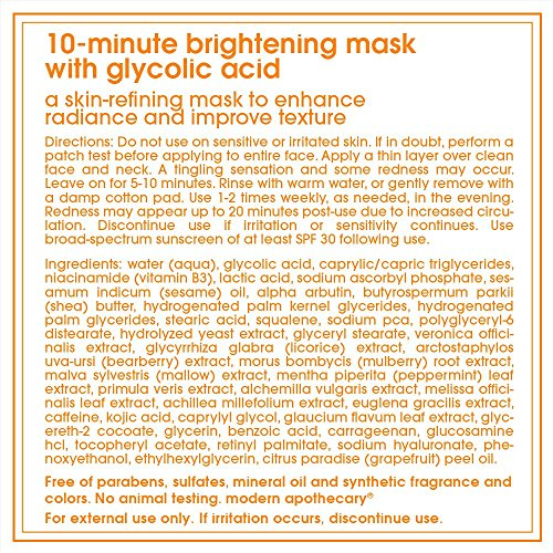 Buy enzyme peel mask
