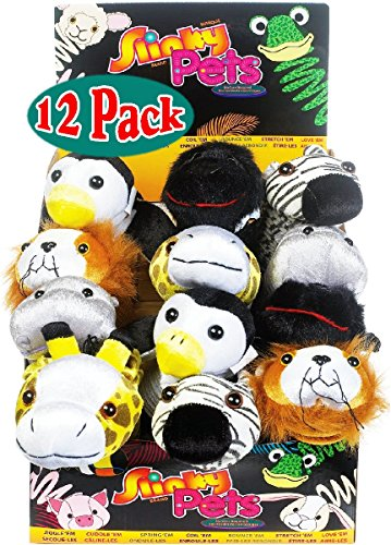 POOF-Slinky 8-1003BL Slinky Pets Plush Pals - 12 Pack by Poof Slinky (Image #7)