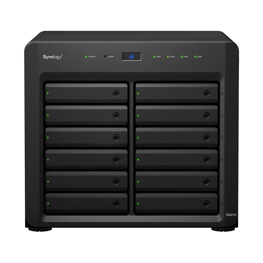 Synology 12 bay NAS DiskStation DS2415+ (Diskless)