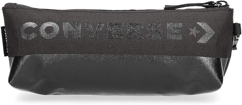 Converse Spring Summer Collection Estuches, 19 cm, 0.8 litros, Negro: Amazon.es: Equipaje