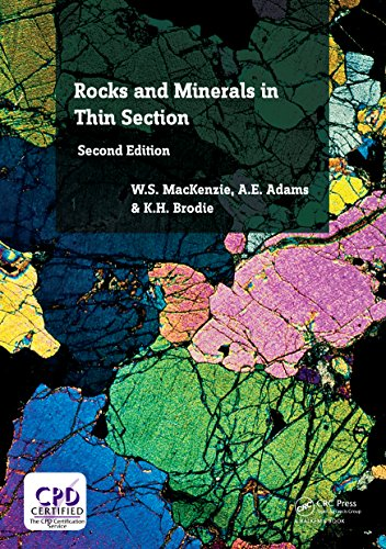 Buy thin section rock