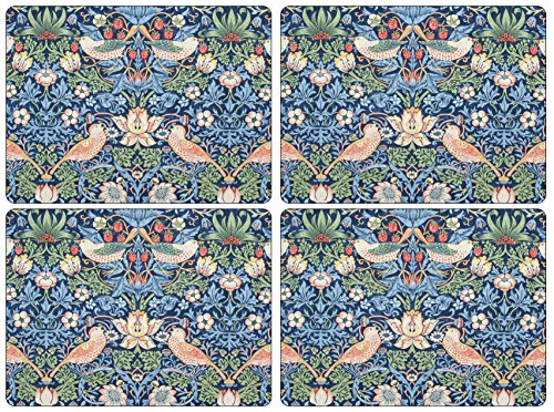 Strawberry Thief Blue Morris Placemats product image