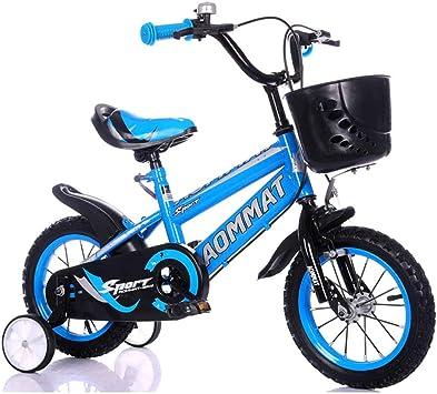 MUYU 12(14,16,18) Pulgadas Bicicleta Infantil Bicicleta Niños ...