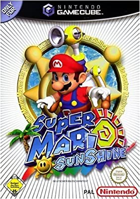 Super Mario Sunshine from Nintendo