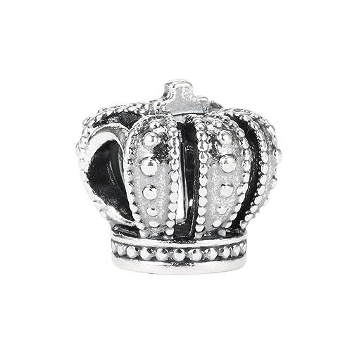 charm pandora corona reale