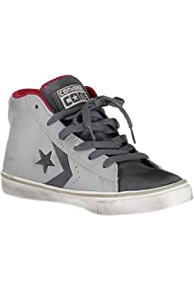 Converse Star Player Ox HerbalWhiteBlack, Baskets Mixte