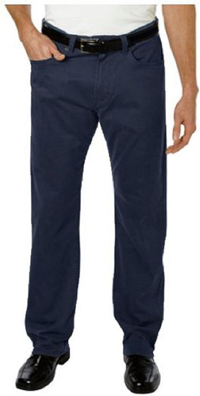 Kirkland Signature Mens Standard fit 5-Pocket Pants