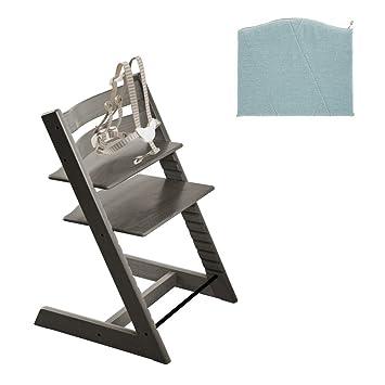 Amazon.com: Stokke – Tripp Trapp Jade de alta silla ...