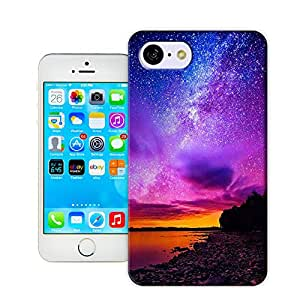 WLQ Hot Sale Phone Cover Protector for All People with Sunset Beach Snap on Hard Plastic Phone Case Skin Shell for iPhone 5C Case