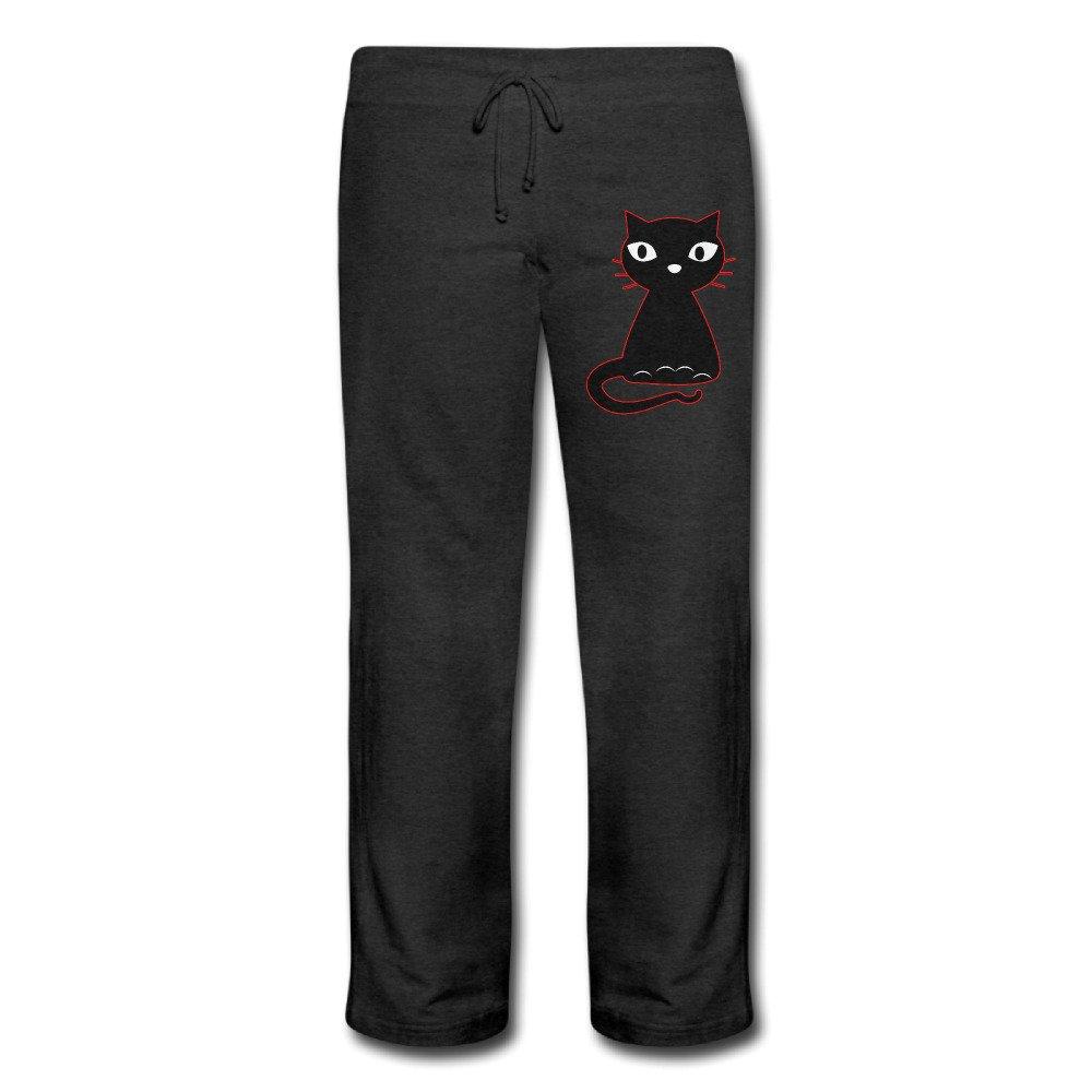 PGxln Women's Fancy Cat Running Pants