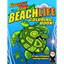 Fireball Tim BEACHLIFE Coloring Book: Fireball Tim BEACHLIFE Coloring Book features 20 pages of Coloring Coolness