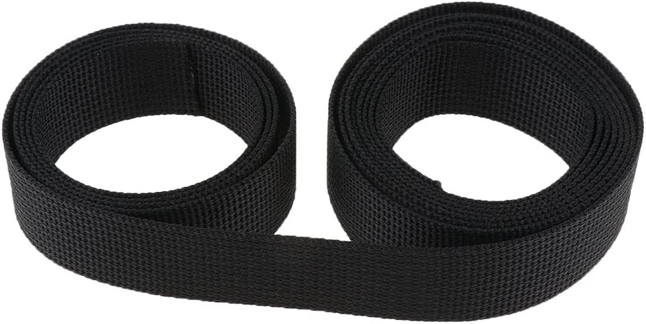 perfk 2m Nylon Climbing Webbing Belt Backpack Strap 20mm//25mm//38mm