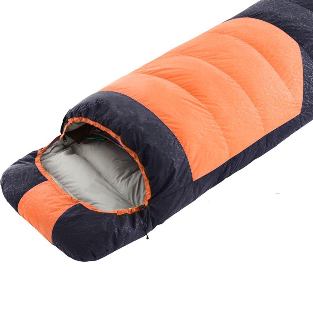 QFFL shuidai shuidai shuidai Erwachsene Schlafsack Erwachsene Camping Single Plus Thick Schlafsack Indoor Warmer Winter Portable Schlafsack B07CQCTXDL Mumienschlafscke Mode Vitalität a57032