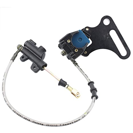 Atv Parts & Accessories 38mm Hole To Hole Rear Master Cylinder Metal Hydraulic Brake Pump 50cc 70cc 90cc 110cc 125cc Dirt Pit Bike Atv Quad