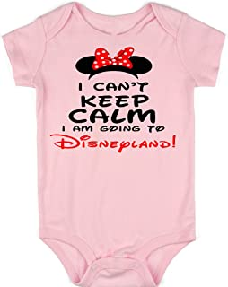 VRW Daddy Keep Calm and Call Mommy Unisex Romper Bodysuit