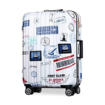 c662676ef244 Amazon.com: Wetietir Luggage Suitcase Suitcases Carry On Super ...