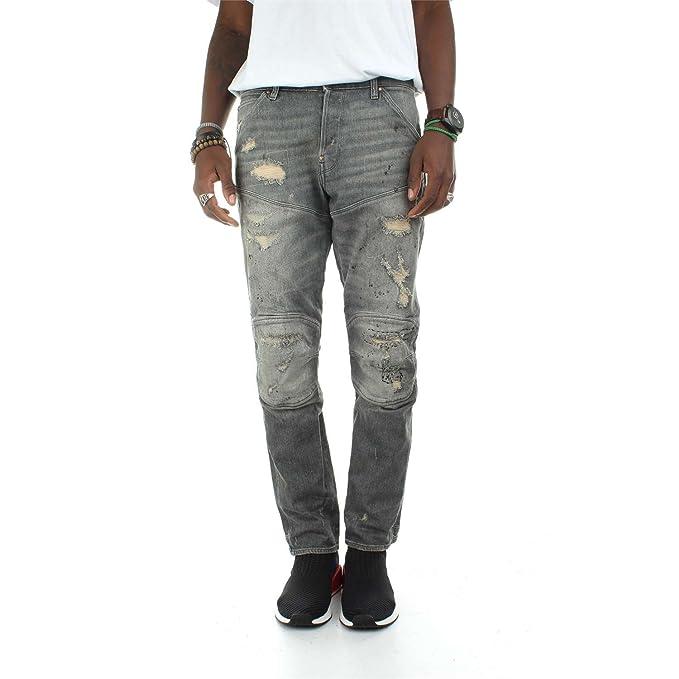 d72f2c9d5be G-Star Raw Men's Raw Essentials 5620 3D Tapered Jean, Medium Aged Restored  188