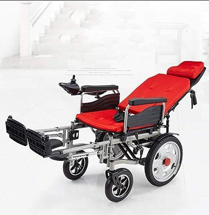 La mejor silla de ruedas silla de ruedas eléctrica Plegable ...