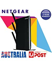 New Netgear EX7000 AC1900 Dual Band Wireless Gigabit Range Extender WiFi Booster
