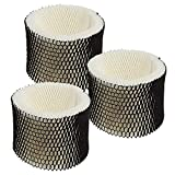 Pack of 3 Eagles Replacement Bionair Wick Filter BWF75 Compatible...