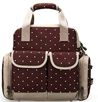Multifunktional Mama Rucksack Babytasche Windel große Wickeltasche Pflegetasche