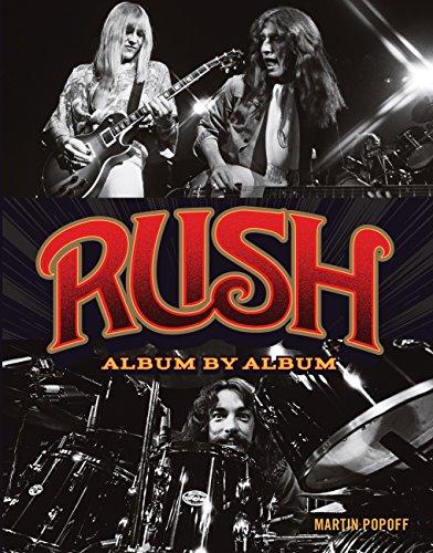 (Rush: Album by Album)